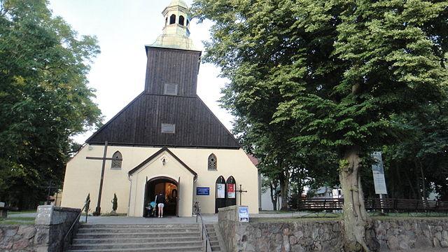 Kościół parafialny p.w. Wniebowzięcia NMP