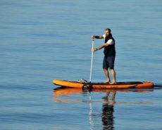 Zdjęcie dla Deski SUP - nowy trend w sportach wodnych