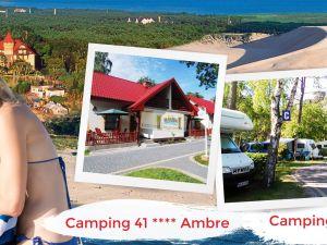 Zdjęcie dla Camping 41 AMBRE